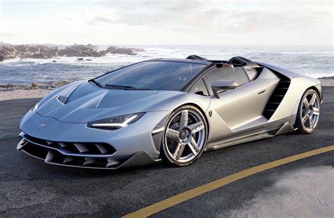 Lamborghini All Cars List by Lamborghini Centenario Roadster Is An Attack On All Senses