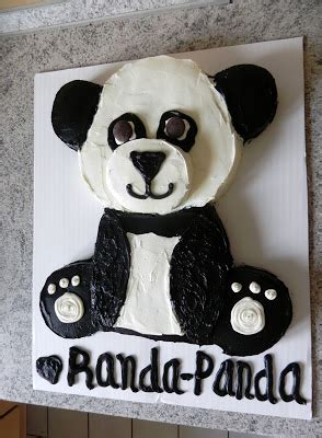 coffee planners sunshine panda bear cake for miranda