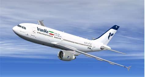 Iran Air Airbus A310 300 iran air airbus a310 300 v2 0 for fsx
