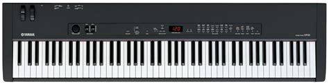 tutorial keyboard yamaha music cp33 stage piano