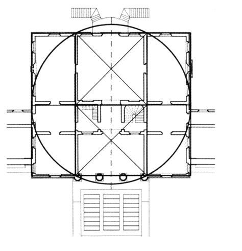 Villa House Plans figure 3 for rachel fletcher s quot the golden proportion