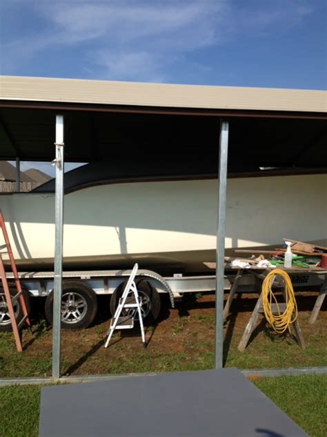 boat windshield popped out building a 27 custom express page 198 the hull truth