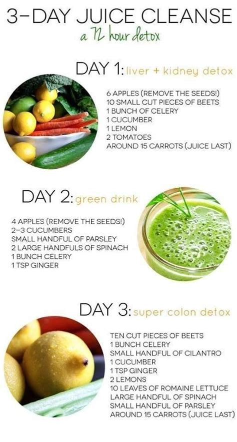 Three Day Cleanse And Detox by 3 Day Cleanse Ac S Liver Cleanse