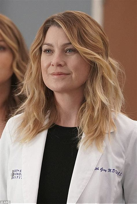 Furlas Yolande As Seen On Greys Anatomy by Pompeo Shares Heartwarming Posts Saying Goodbye To A