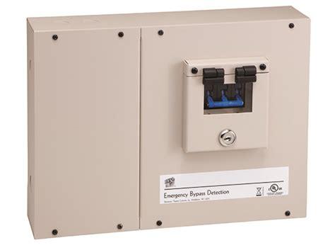 section 8 emergency transfer emergency lighting transfer system elts2