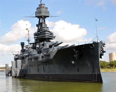 Battleship Texas State Historic Site   Rust Bullet