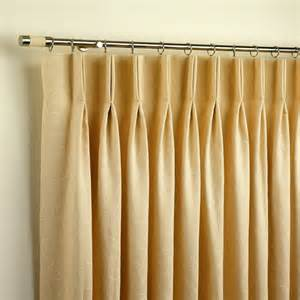 pleated drapery panels custom duo pleat drapery panels