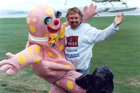 noel s house party americans have discovered mr blobby and they re horrified i feel like i took acid