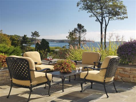 Living Spaces Outdoor Furniture by Planning Your Outdoor Living Space Our Top Five Tips