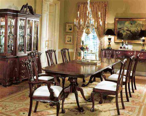 mahogany dining room chairs decor ideas