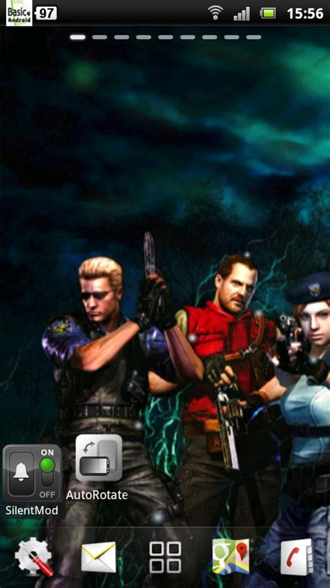 resident evil for android umbrella corporation live wallpaper wallpapersafari
