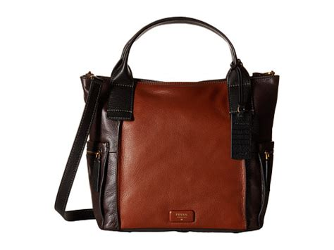 Fossil Emerson L Preloved fossil emerson satchel zappos free shipping both ways