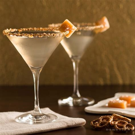 Salted Caramel Martini Recipe The