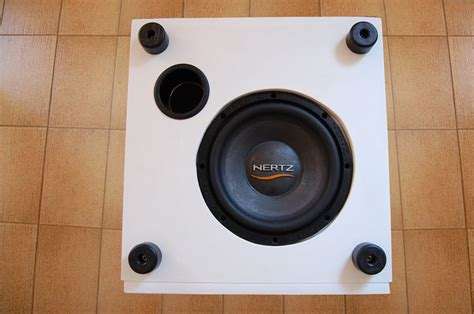 Small Desk Speakers 1000 Images About Quot Soundesk Quot A Desk With Built In Subwoofer Lifier And Speakers On