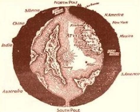 libro the phantom atlas the the hollow earth is filled with giants germans and a little sun atlas obscura