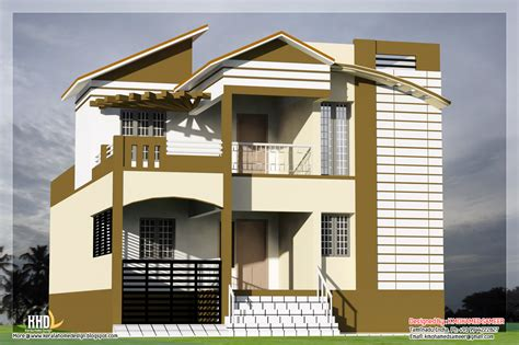 three floor house design india south indian house front elevation omahdesigns net