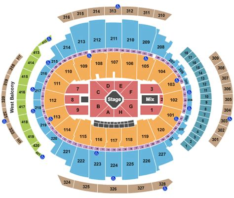 Ticketmaster Square Garden by Kevin Hart Tickets Seating Chart Square Garden
