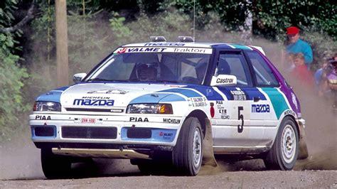mazda 3 rally car mazda 323 4wd rally car bg 1990 94
