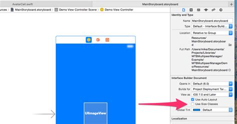 universal layout xcode 6 ios developing universal in xcode 6