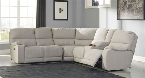 Modular Reclining Sectional Sofa Bohannon Putty Modular Power Reclining Sectional