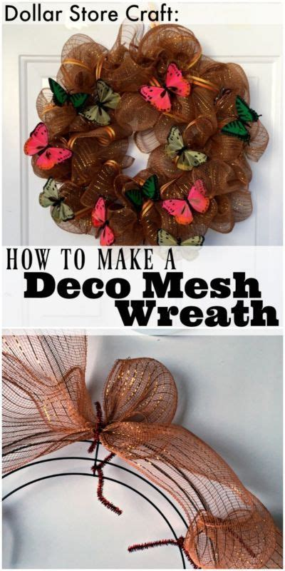 how to put mesh ribbon on a christmas tree how to make a deco mesh wreath deco mesh and wreaths