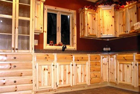 Refacing Kitchen Cabinets Ideas refinishing knotty pine kitchen cabinets home design ideas