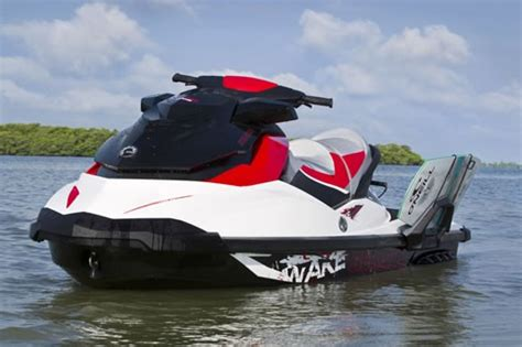 sea doo detachable boat 2012 sea doo wake 155 personal water craft boat review