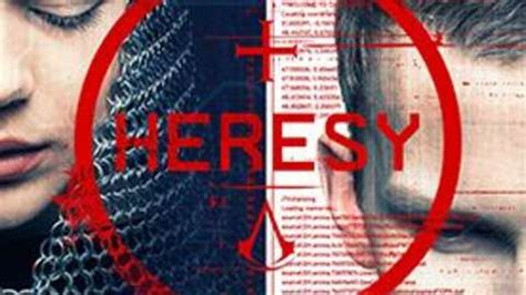 heresy assassins creed book 0718186982 assassin s creed joan of arc novel coming from ubisoft s new book publishing division gameup24