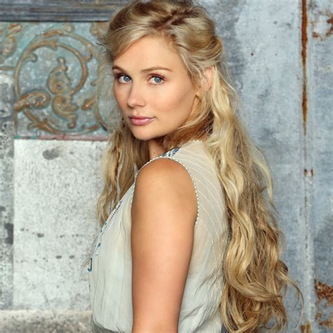 The Reason Nashville's Clare Bowen Cut Off Her Long Blonde