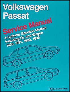 free online auto service manuals 1990 volkswagen passat free book repair manuals 1990 1993 vw passat bentley repair shop manual
