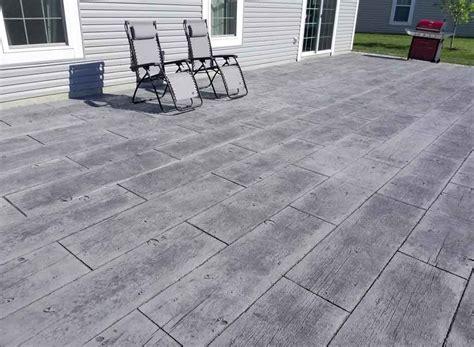 New Pour Concrete   Indy Decorative Concrete Flatwork