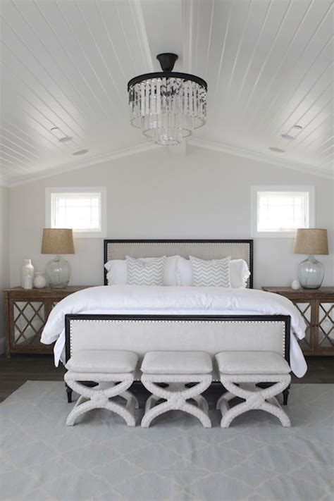 beadboard bedroom o and d interiors bedrooms beadboard ceiling vaulted