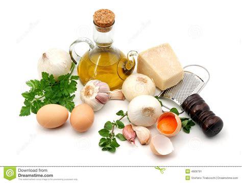 food ingredients mediterranean food ingredients stock image image 4909791