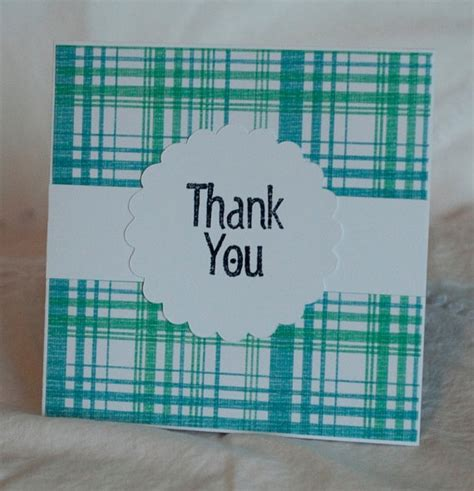 Handmade Baby Shower Thank You Cards - thank you cards handmade baby shower blue and by