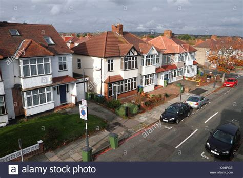 Houses To Buy In Sidcup Houses In Suburban Sidcup Uk Stock Photo Royalty Free Image