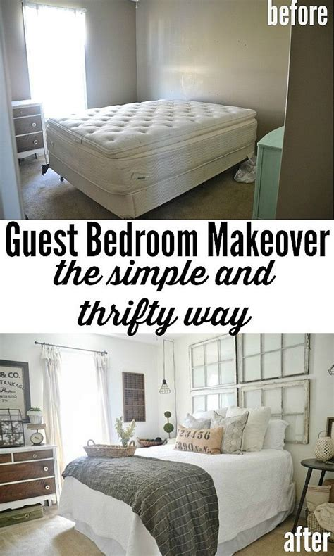 cheap guest bedroom ideas 25 best ideas about cheap bedroom makeover on