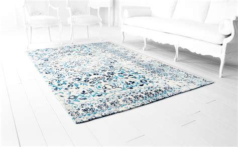 microfiber area rug toungoo blues microfiber rug 5 x7 6 by cyan design