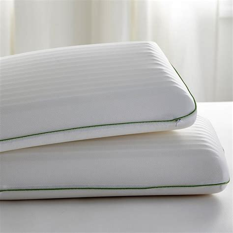 jelly soft memory foam pillow the company store