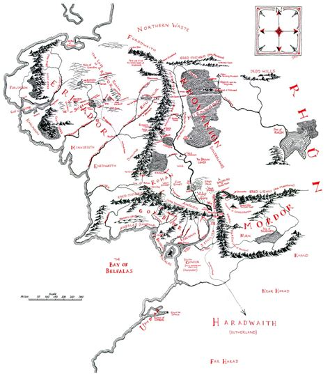large map of middle earth the that time forgot hyborian musings mappa mundi