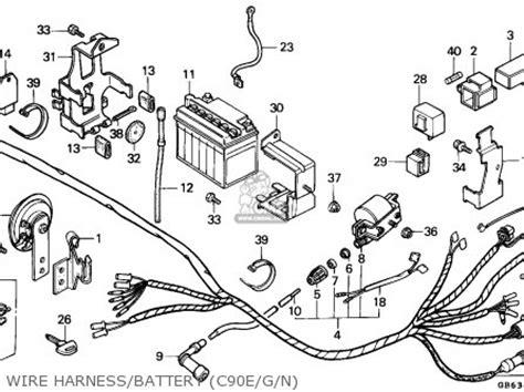 1964 honda 50 scooter wiring diagrams imageresizertool