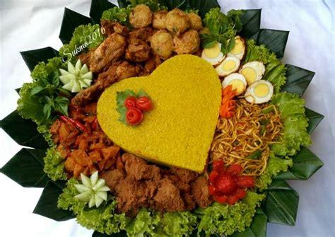 resep nasi tumpeng kuning oleh sukmawatirs cookpad