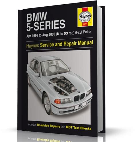 bmw 5 series repair manual 1996 2003 haynes 4151 bmw serii 5 1996 2003 instrukcja napraw haynes