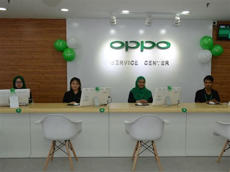 Headset Oppo Di Service Center Malaysia Largest Oppo Customer Service Center Now Open