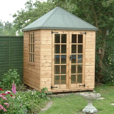 Summer Shed by 10 X 8 Pent Shed Plans 5x10 Dan Pi