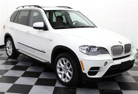 bmw x5 suv 2013 used bmw x5 certified x5 xdrive35i awd suv