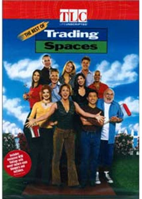 Kia Steave Dickerson Doc Dvd Review The Best Of Trading Spaces 2003
