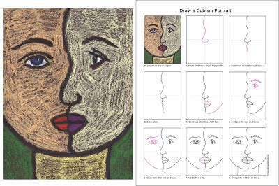How To Draw Cubism