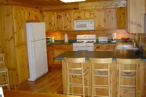 knotty pine kitchen cabinets home decor