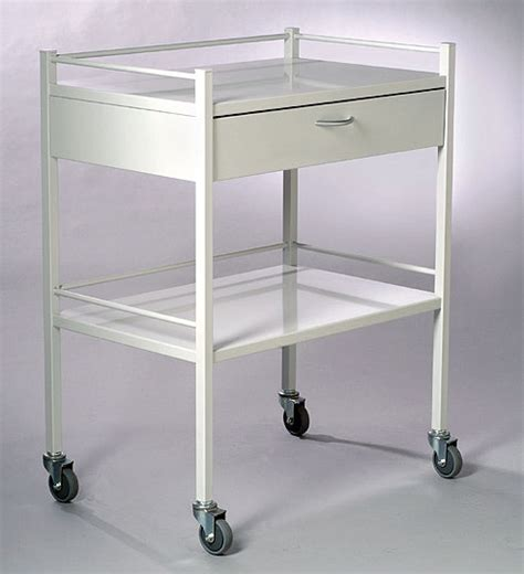 Instrument Trolley 1 instrument trolley 1 drawer w750mm ax333 paragon care