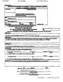 michigan incorporation amp registered agent incparadise